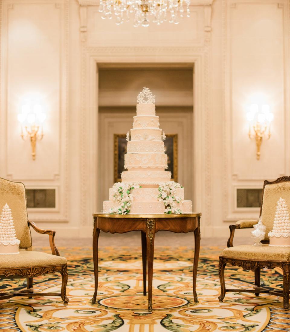 Royal Wedding, Four Seasons George V, Paris