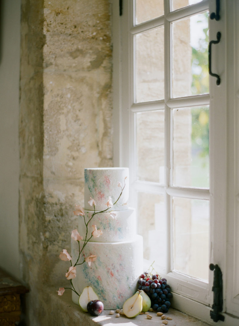 Wedding Cake , Château de Villette,  Bouchra Sugar Designer
