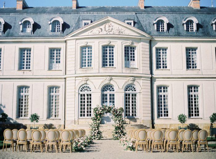 Luxury Wedding Cake in Loire Valley, Bouchra Sugar Designer